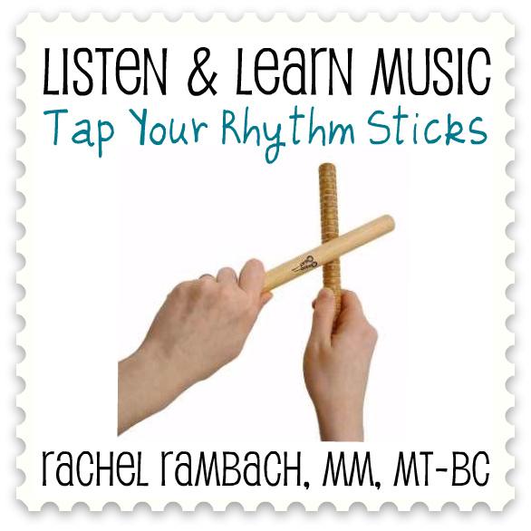 Tap Your Rhythm Sticks Album Cover