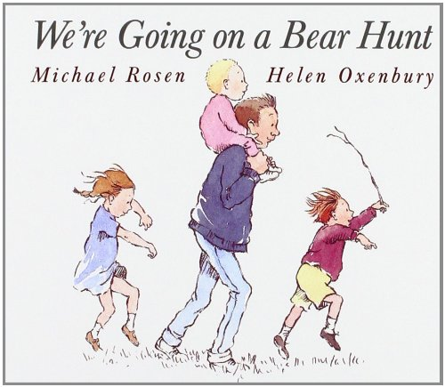We're Going on a Bear Hunt Children's Book