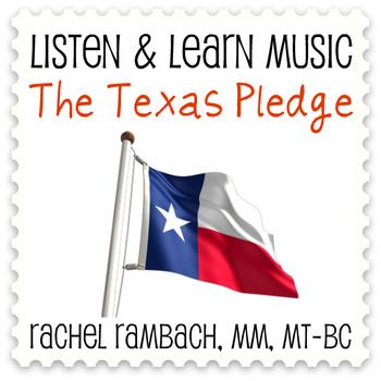 Custom Song: The Texas Pledge