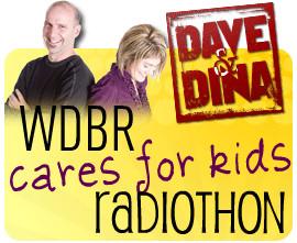 WDBR Cares for Kids Radiothon