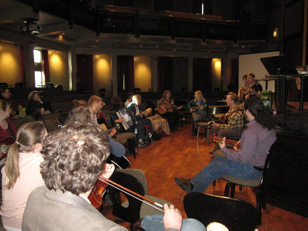 Old Town School Jam Session