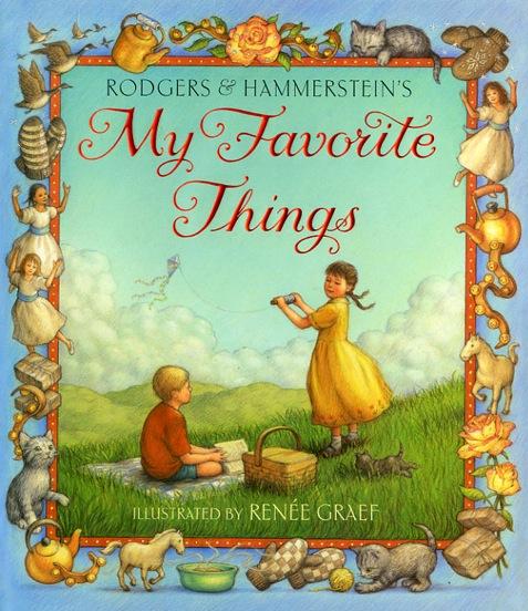 My Favorite Things Singable Story