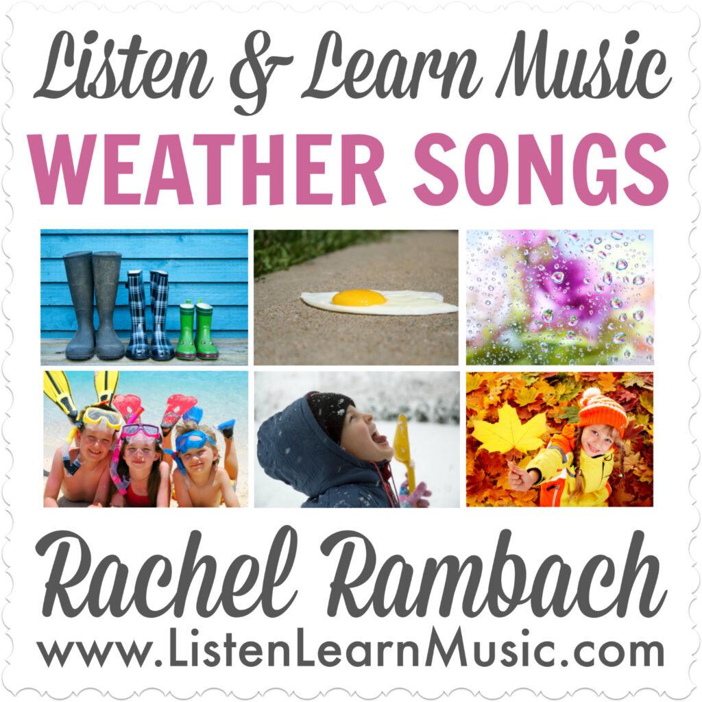 Weather Songs Album Cover