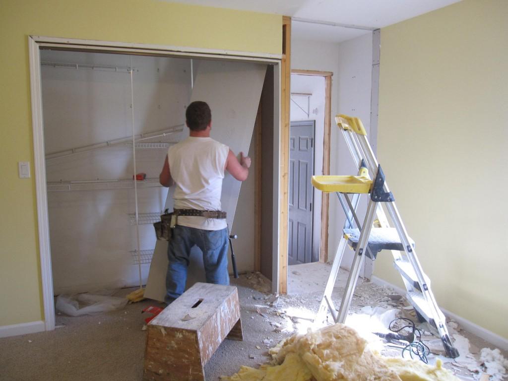 Studio Renovation: Progress Update #1