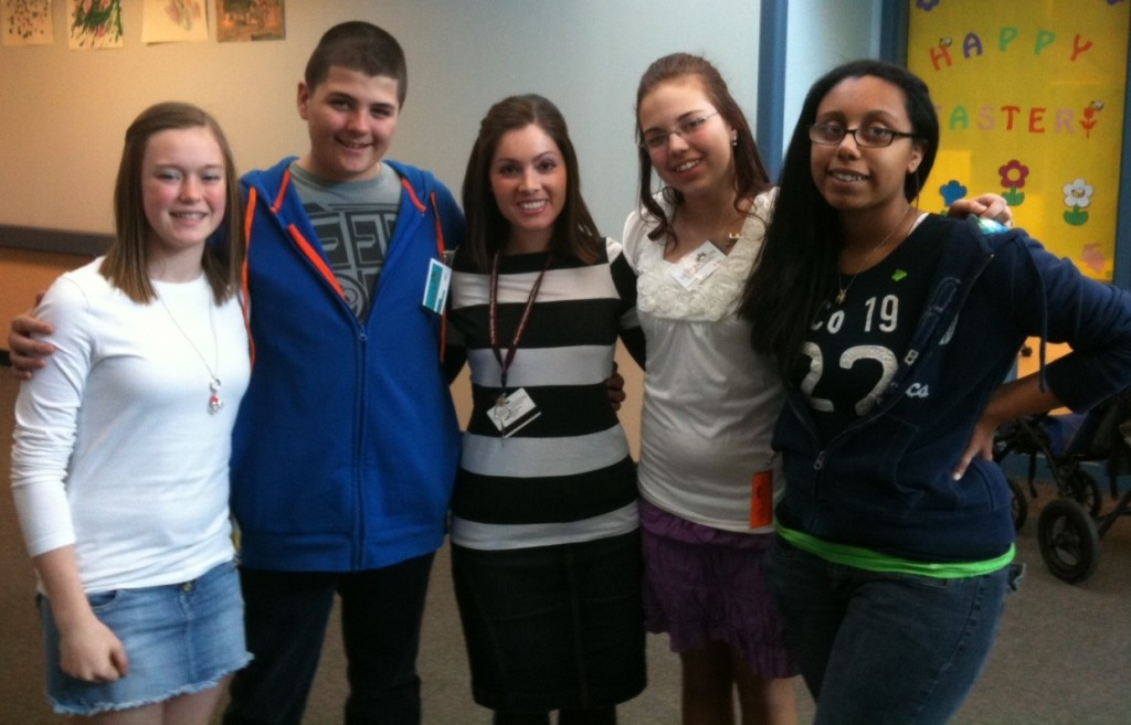Friday Fave: My New Middle School Friends