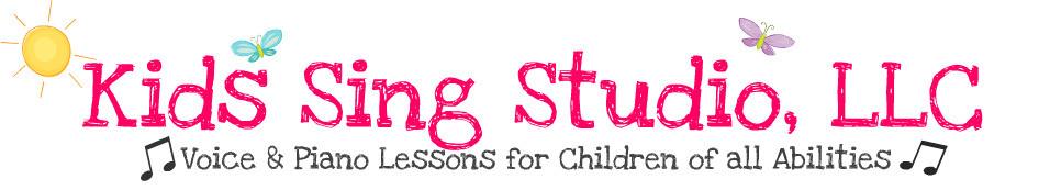 Friday Fave: Kids Sing Studio