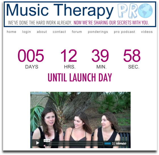 Music Therapy Pro Countdown