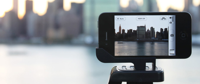 Glif Tripod Attachment for iPhone