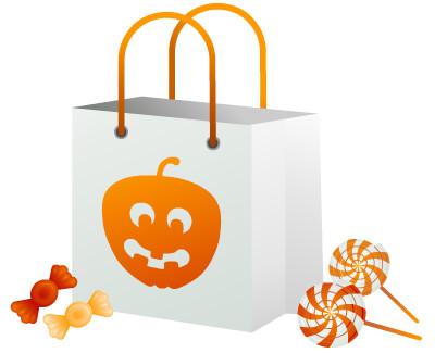 Halloween Album Sale