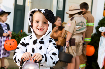 Sensory-Friendly Trick-or-Treating
