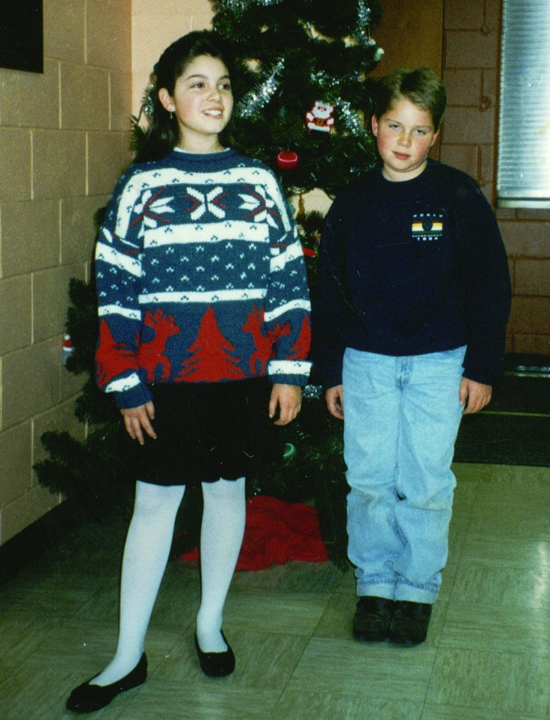 My Fave Holiday Music Memory (What's Yours?)
