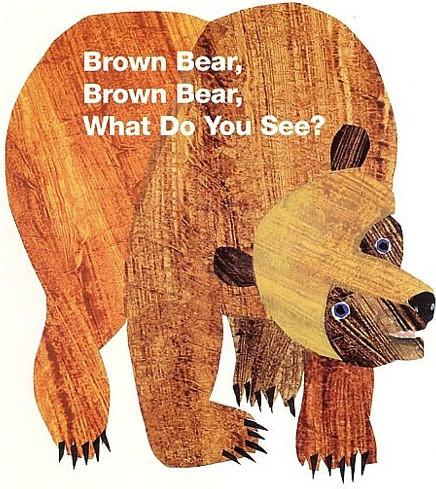 Friday Fave: Brown Bear, Brown Bear
