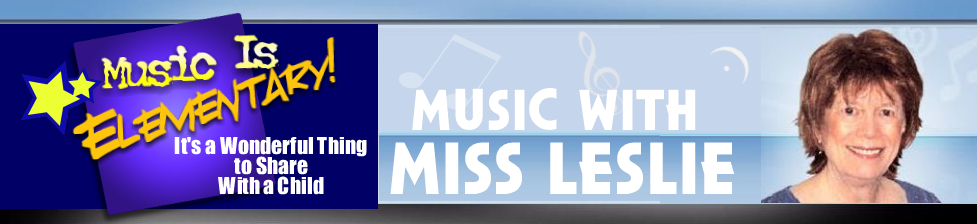 Music with Miss Leslie