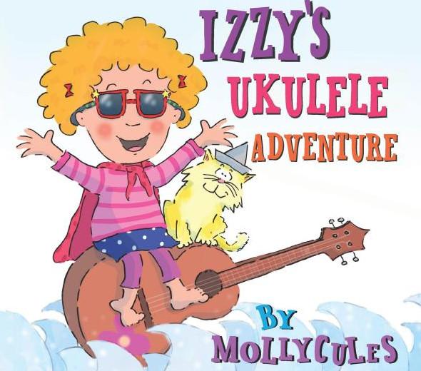 Friday Fave: Izzy's Ukulele Adventure