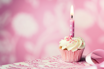 Friday Fave: Let the Birthday Festivities Begin!