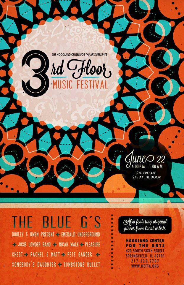 Friday Fave: Third Floor Music Festival