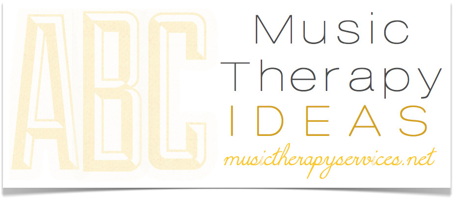 Friday Fave: ABC Music Therapy Ideas