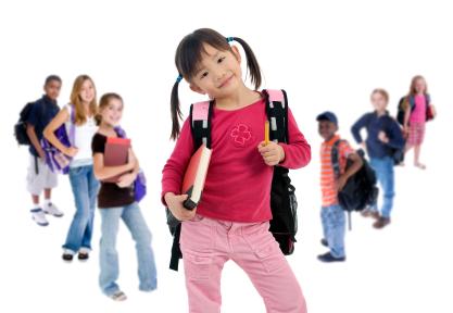 Off to School