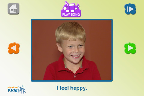 Autism App: Happy