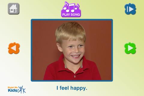 Autism App: Happy