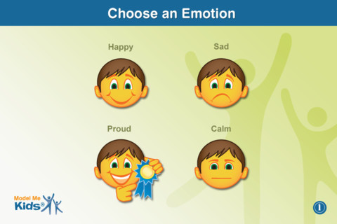 Autism Emotion App
