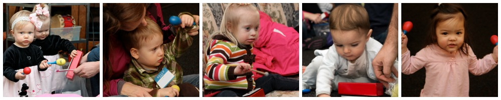 Listen & Learn for Little Ones Early Childhood Music Class in Springfield, IL