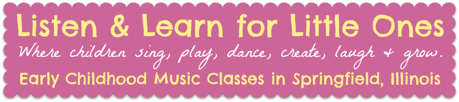 Listen & Learn for Little Ones Early Childhood Class in Springfield, IL