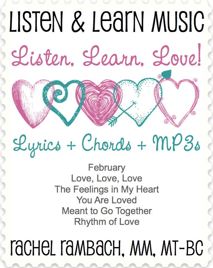 Listen, Learn, Love!