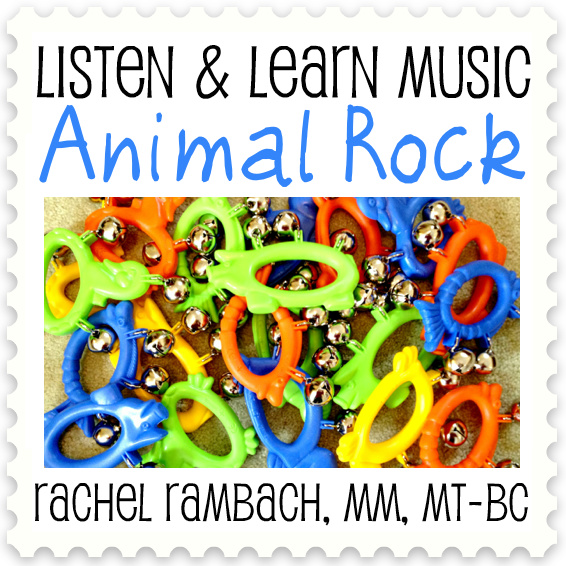 Animal Rock | Listen & Learn Music
