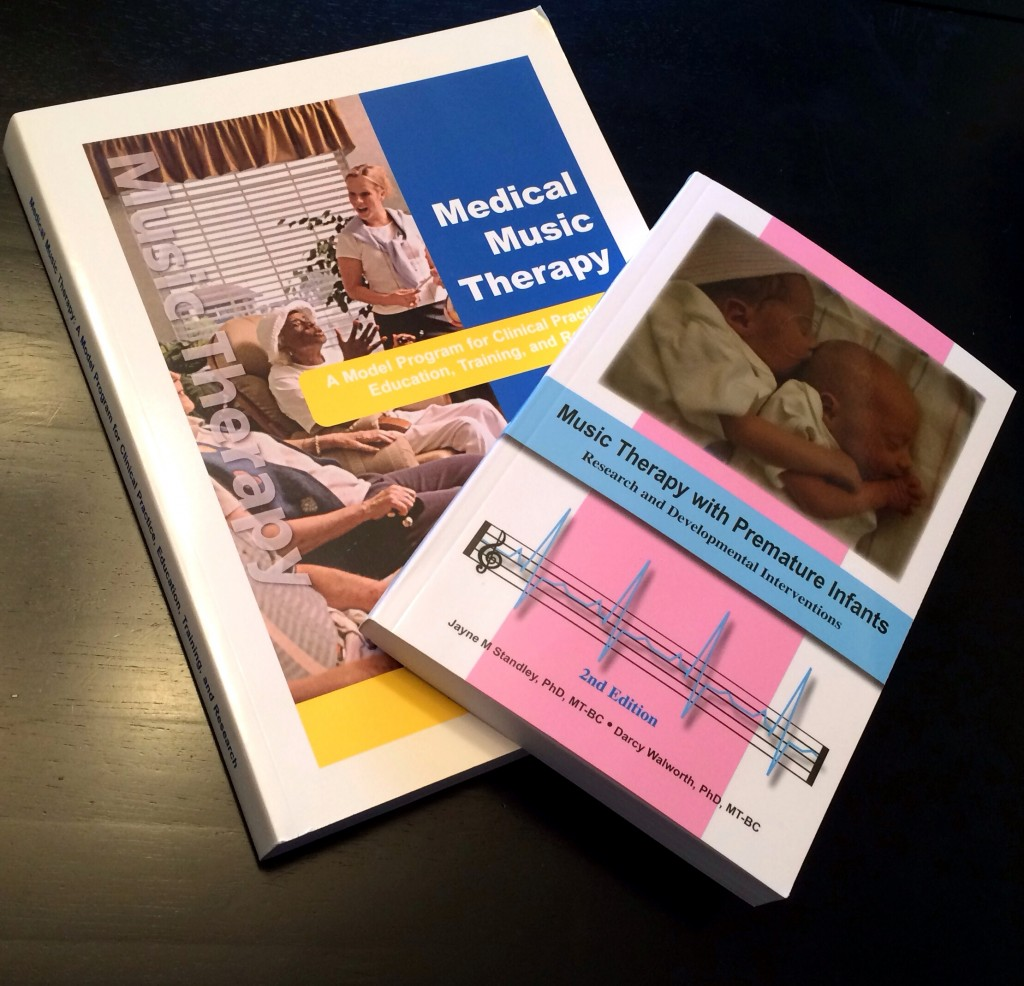 Medical Music Therapy Books