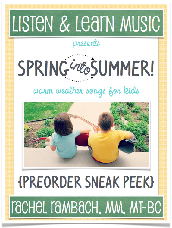 Spring Into Summer Preorder