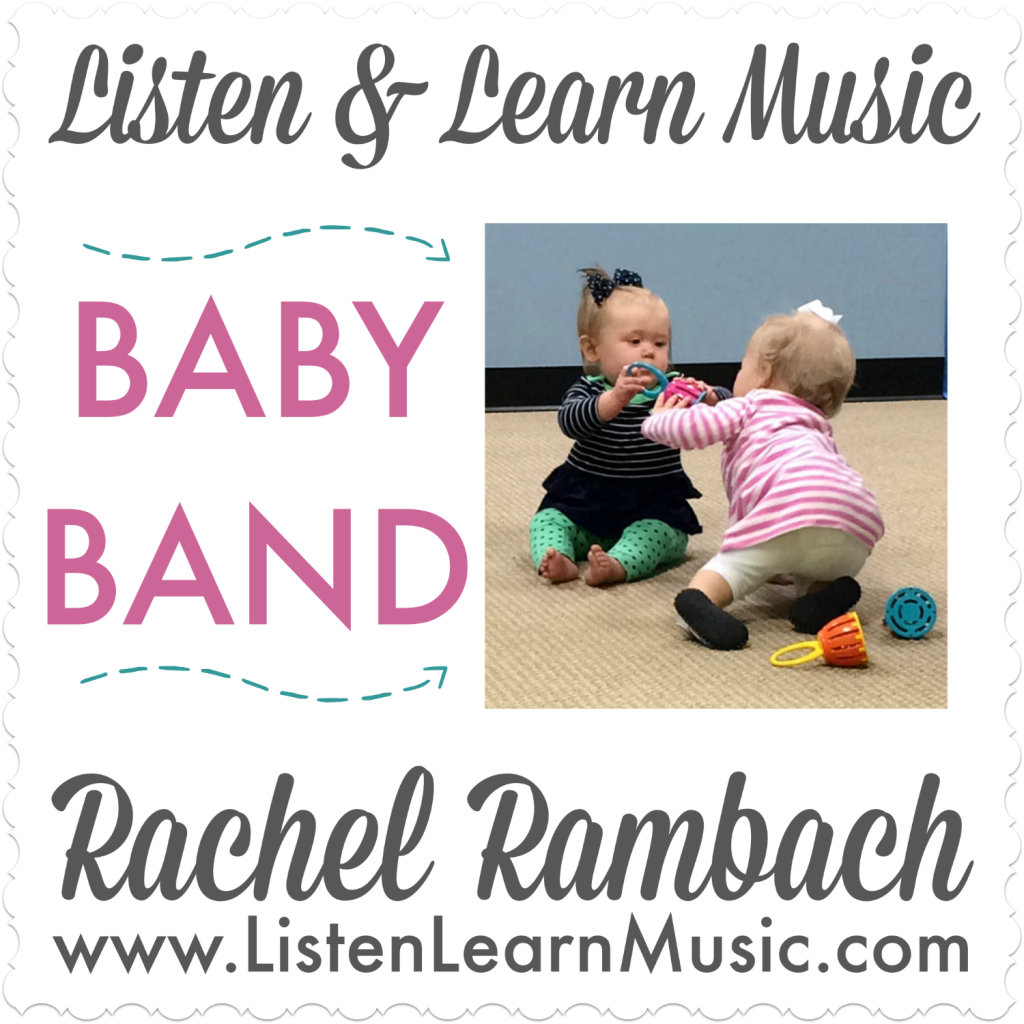 Be a Part of the Baby Band