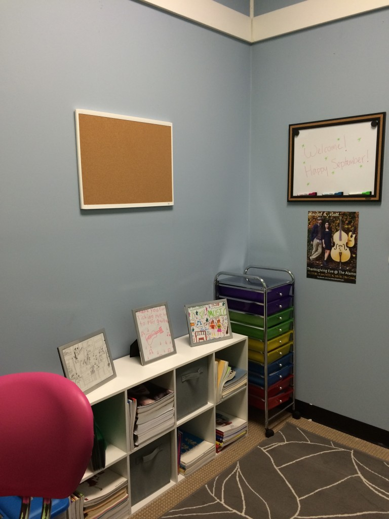 Music Therapy Connections studio