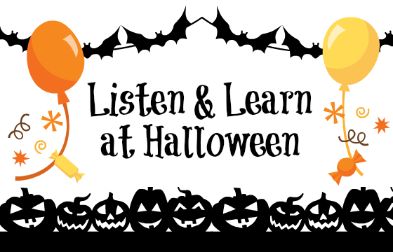 Listen & Learn Children's Songs for Halloween