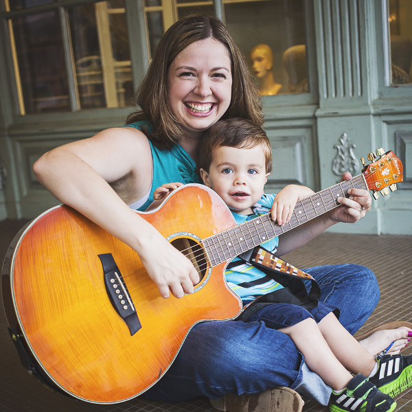 Mama Moment: How Being a Music Therapist Prepared Me for Motherhoos