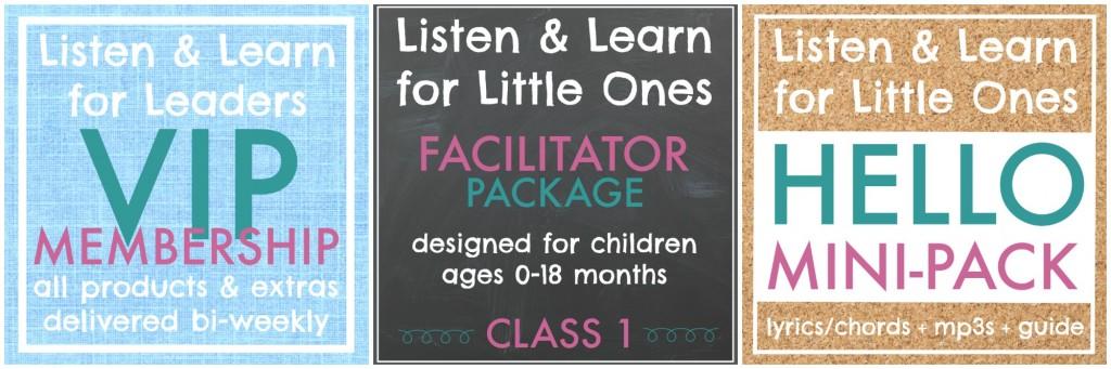 Listen & Learn for Leaders