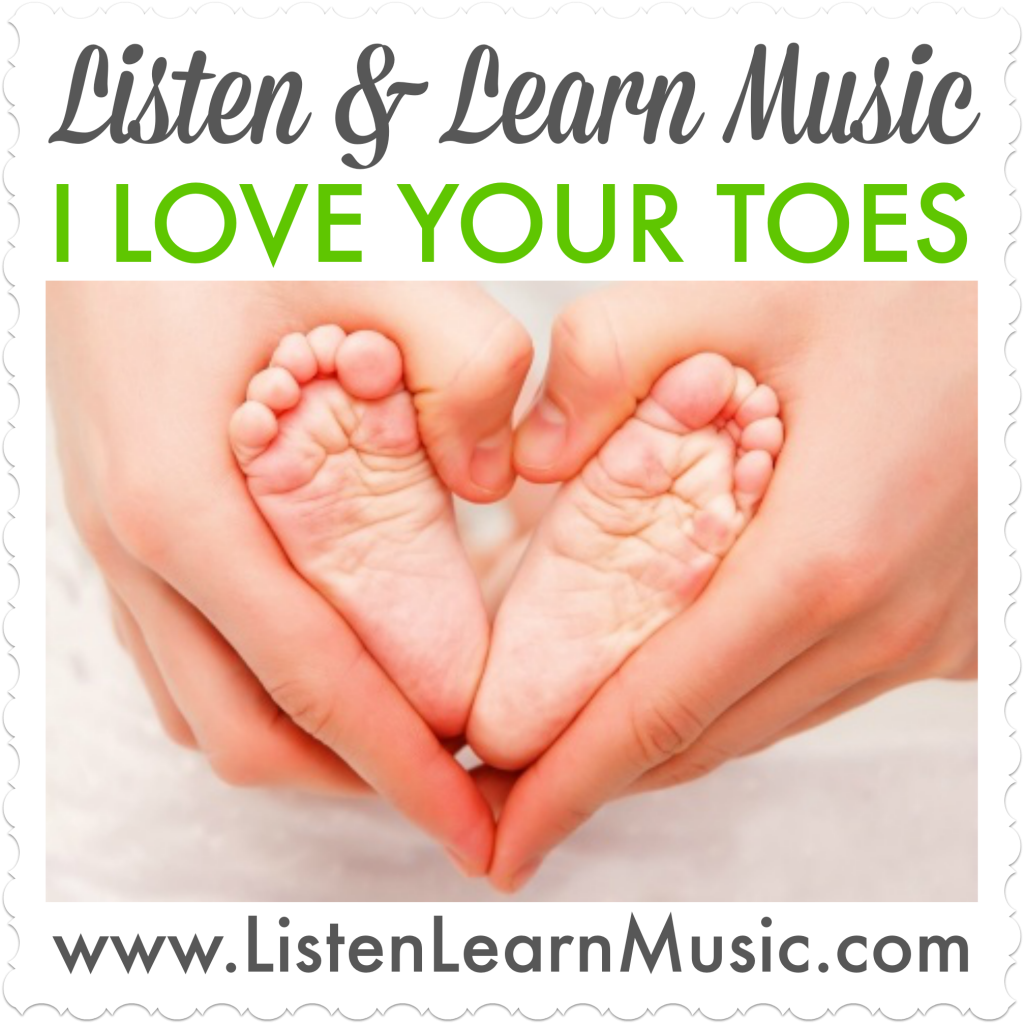 I Love Your Toes Album Cover