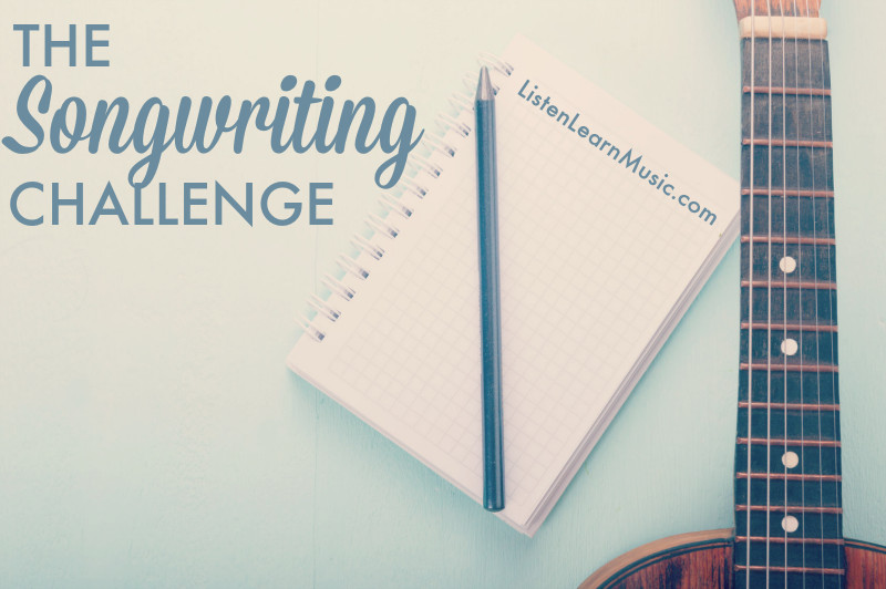 The Songwriting Challenge