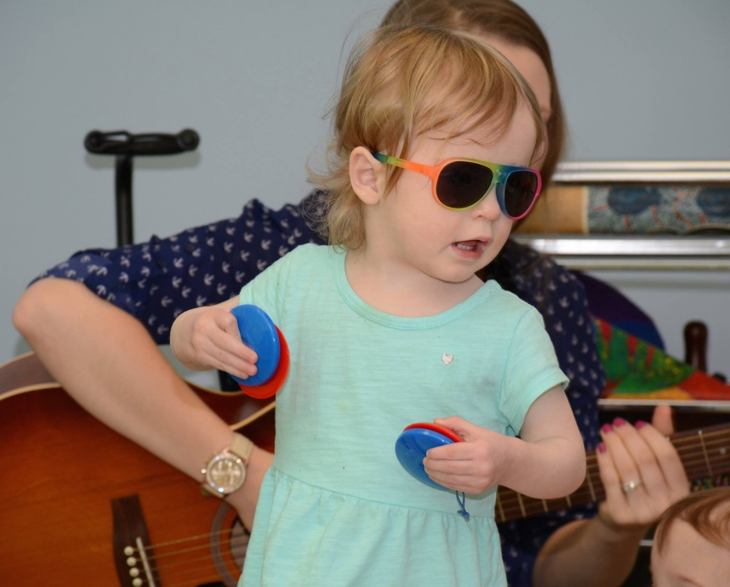 Make Music With Kids This Summer