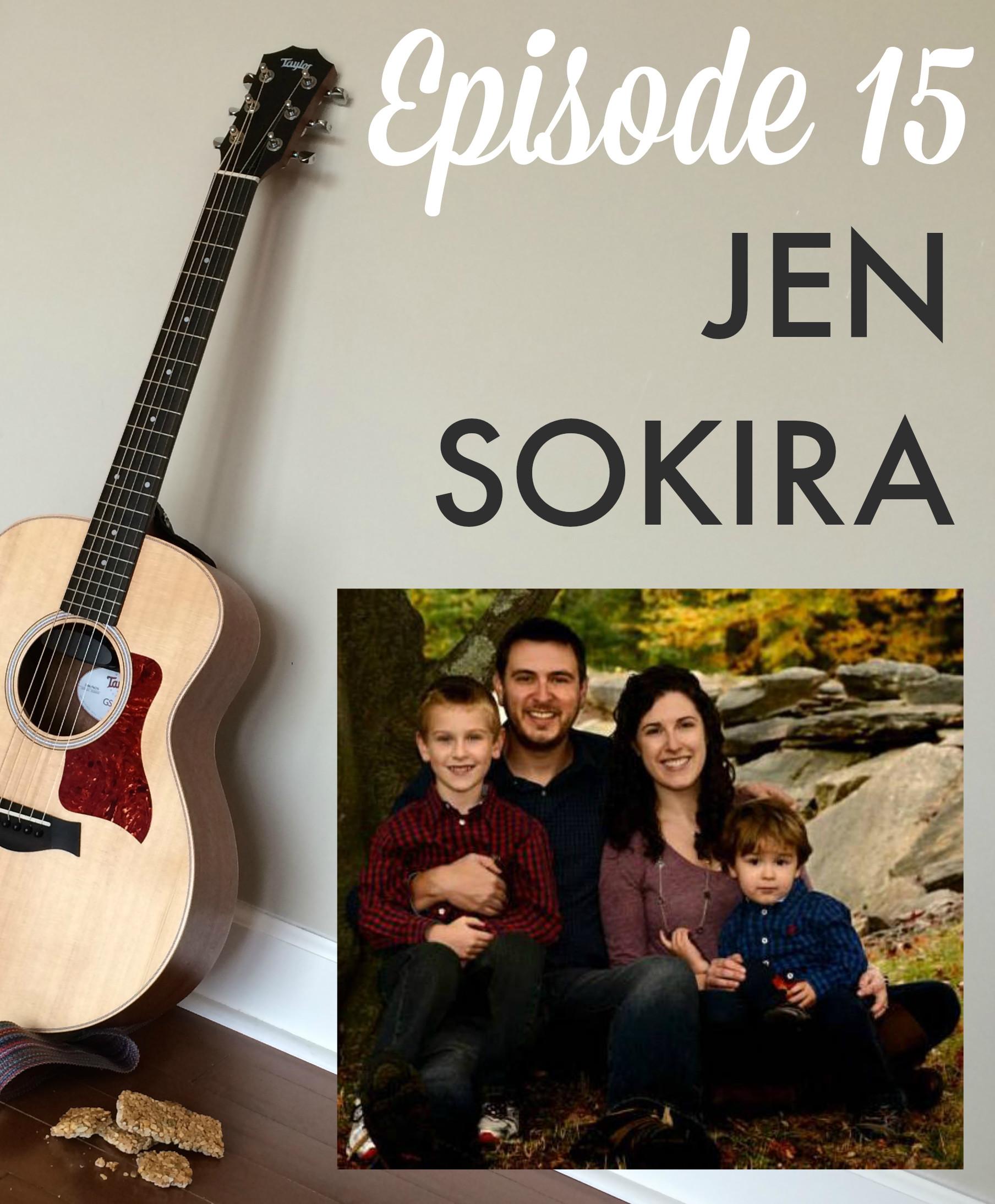 {Guitars & Granola Bars} Episode 15