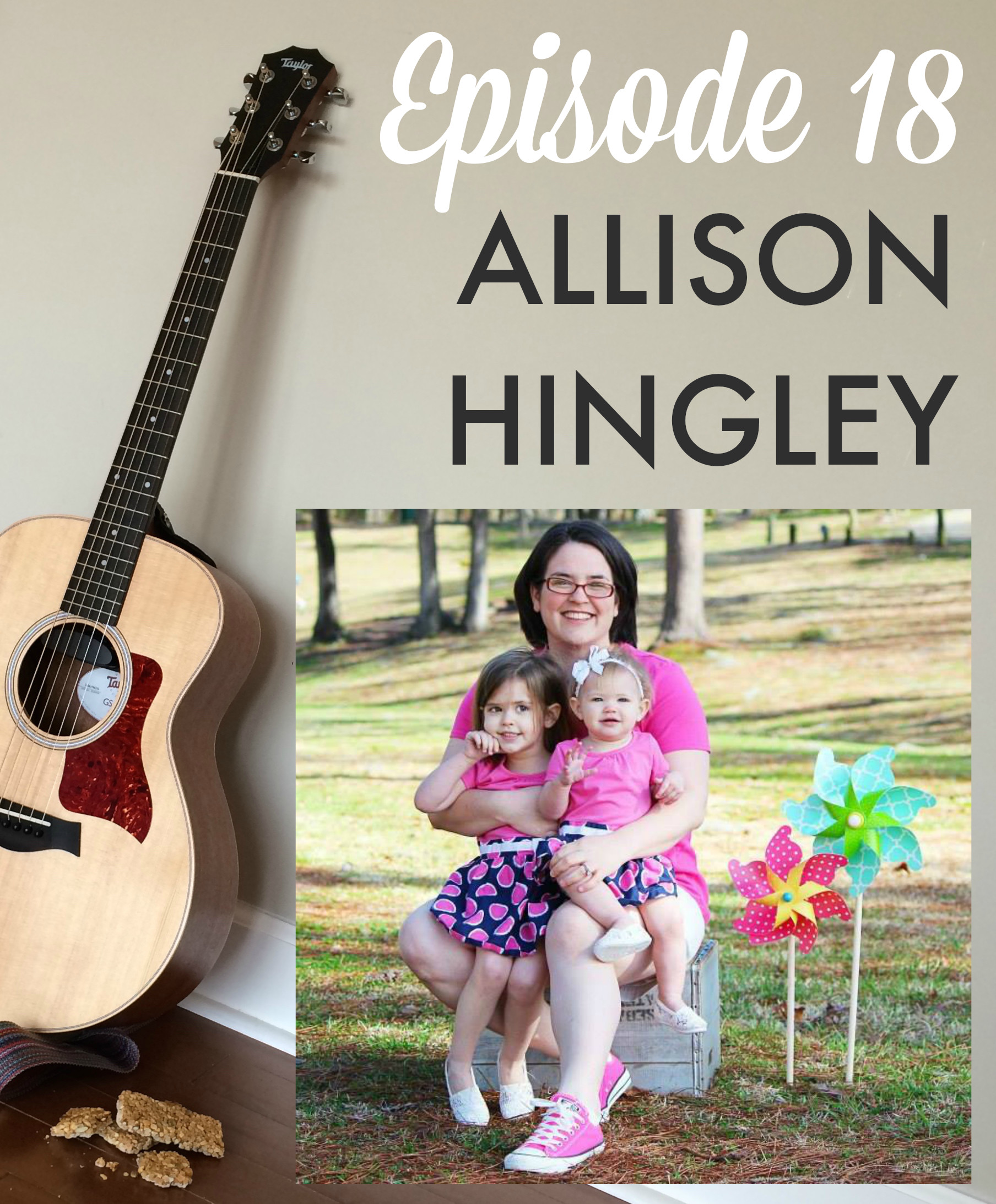 GGB Episode 18: Allison Hingley