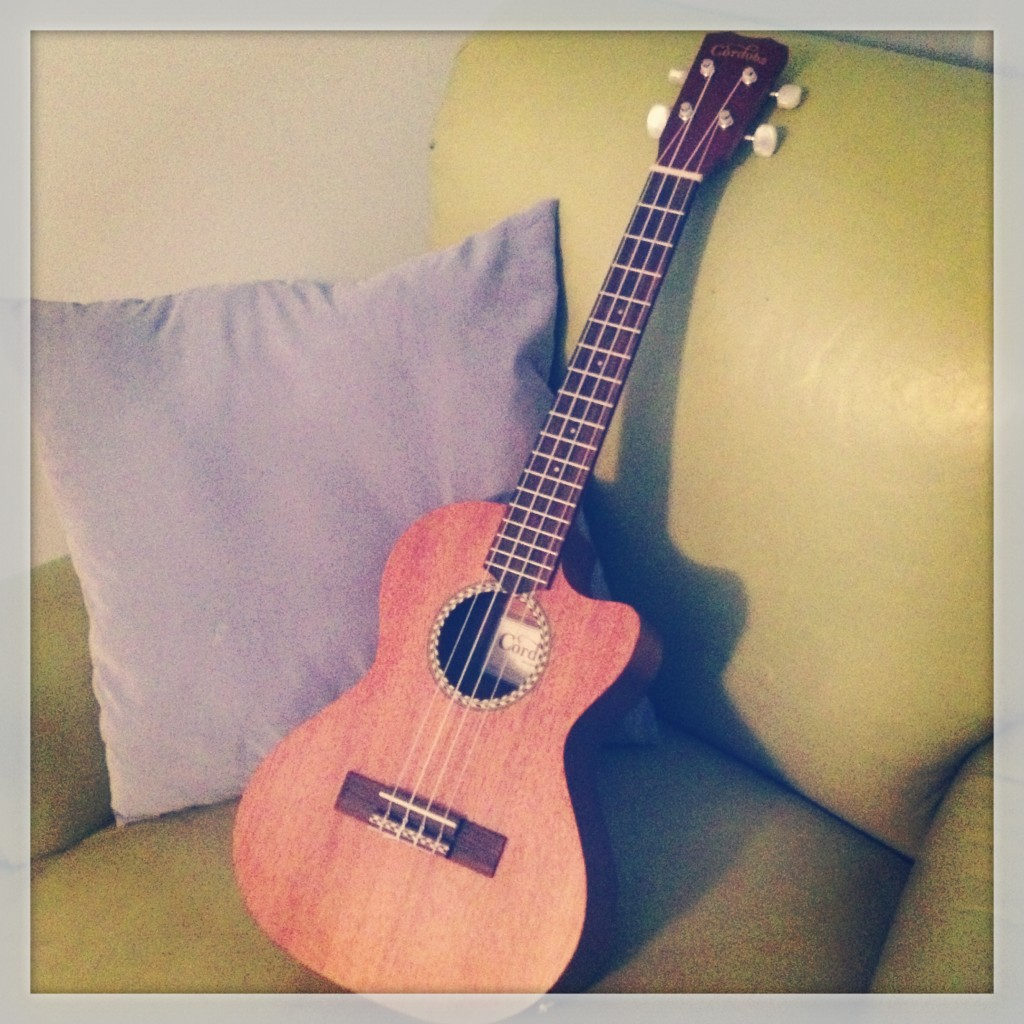 Can't Live Without My…Ukulele!
