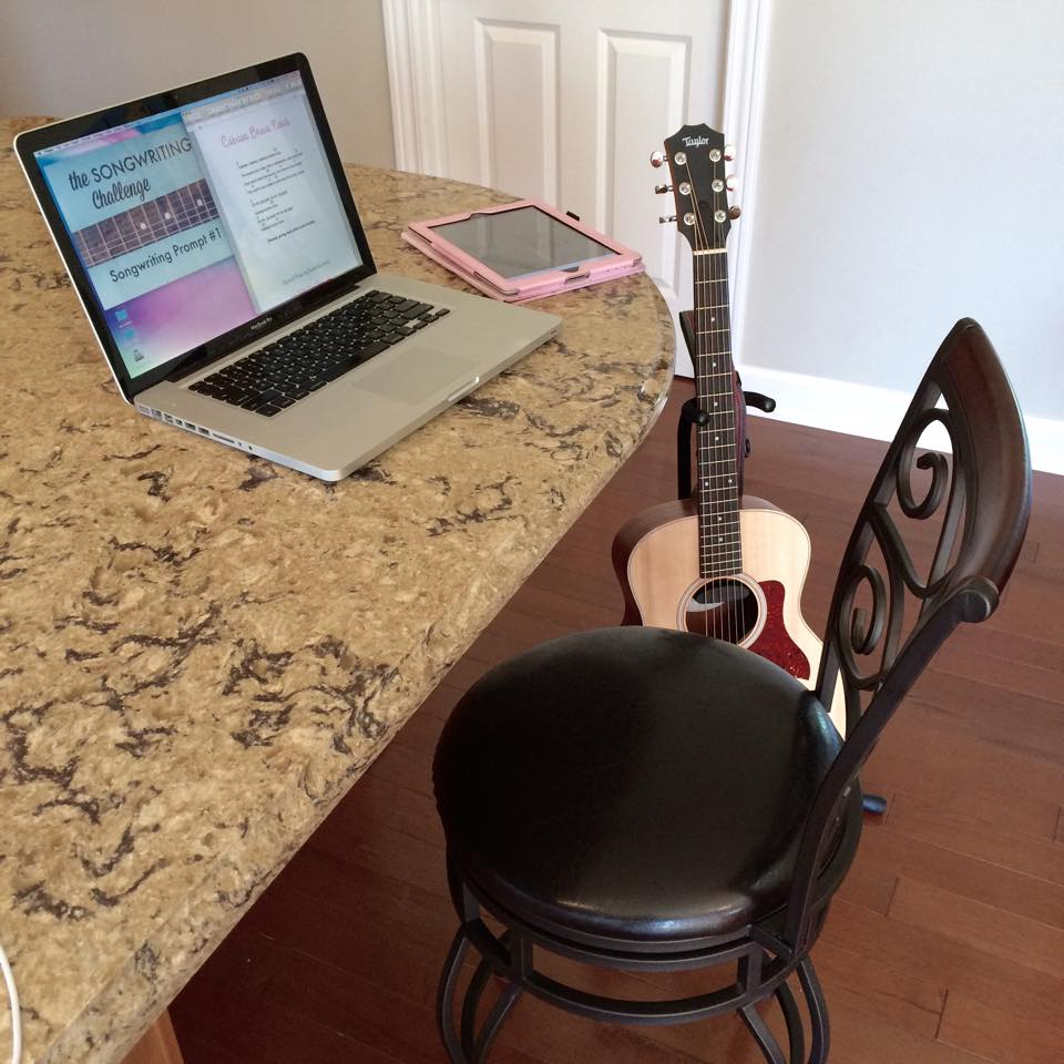 Songwriting for Music Therapy