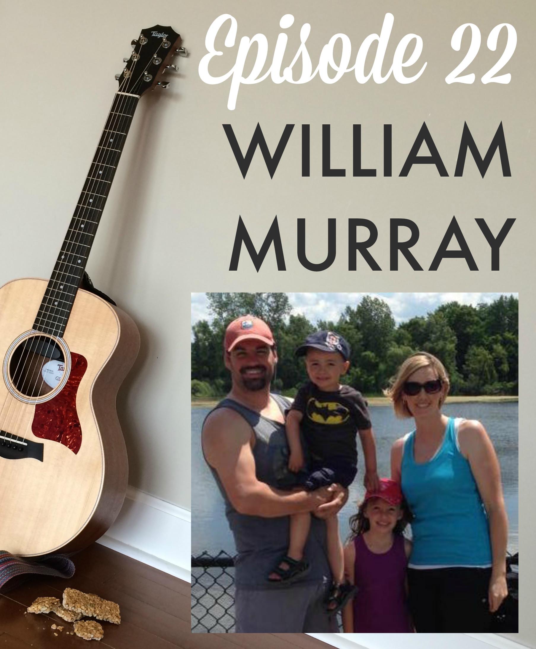 GGB Episode 22: William Murray