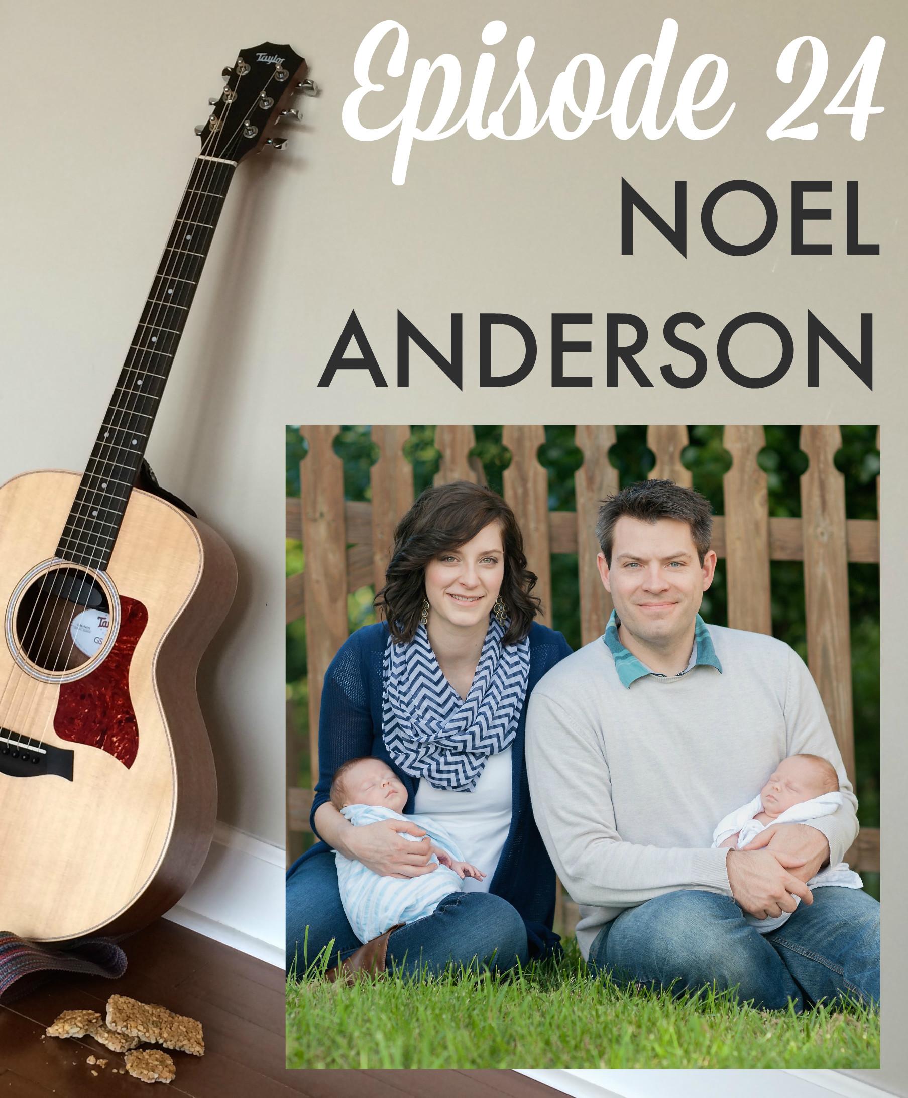 GGB Episode 24: Noel Anderson