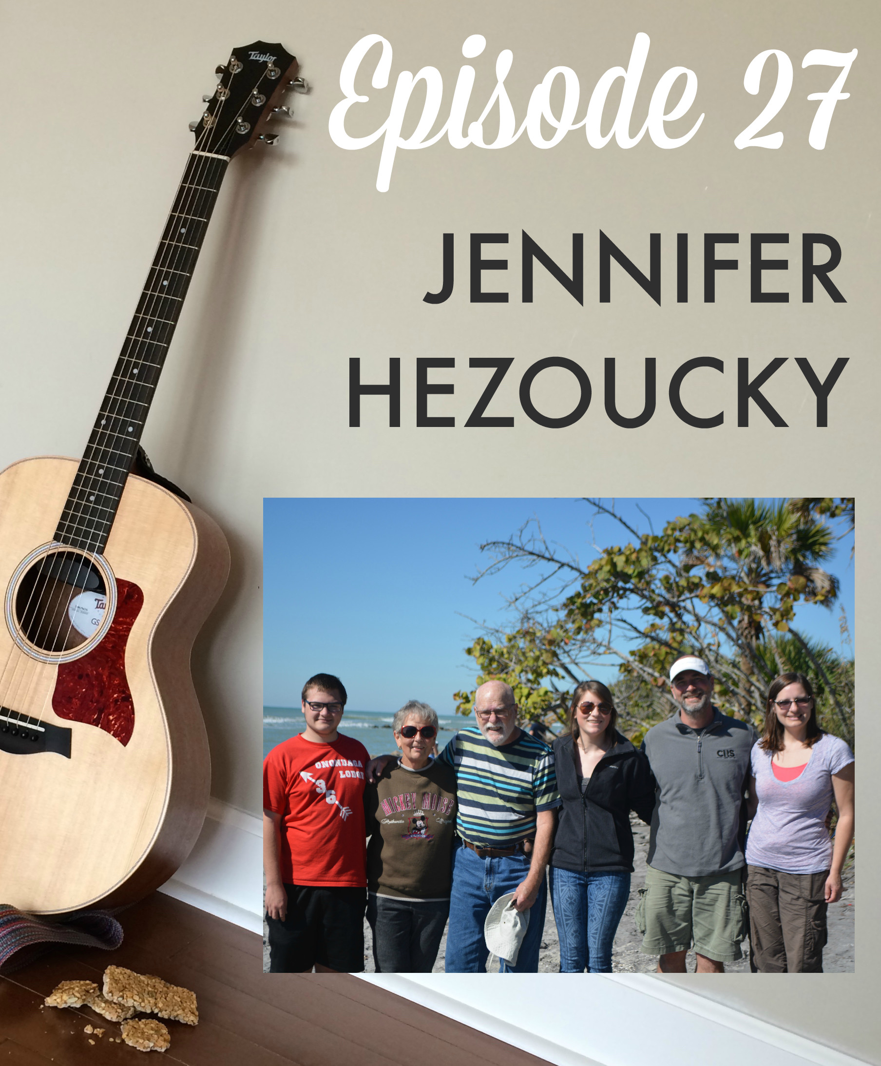 GGB Episode 27: Jennifer Hezoucky