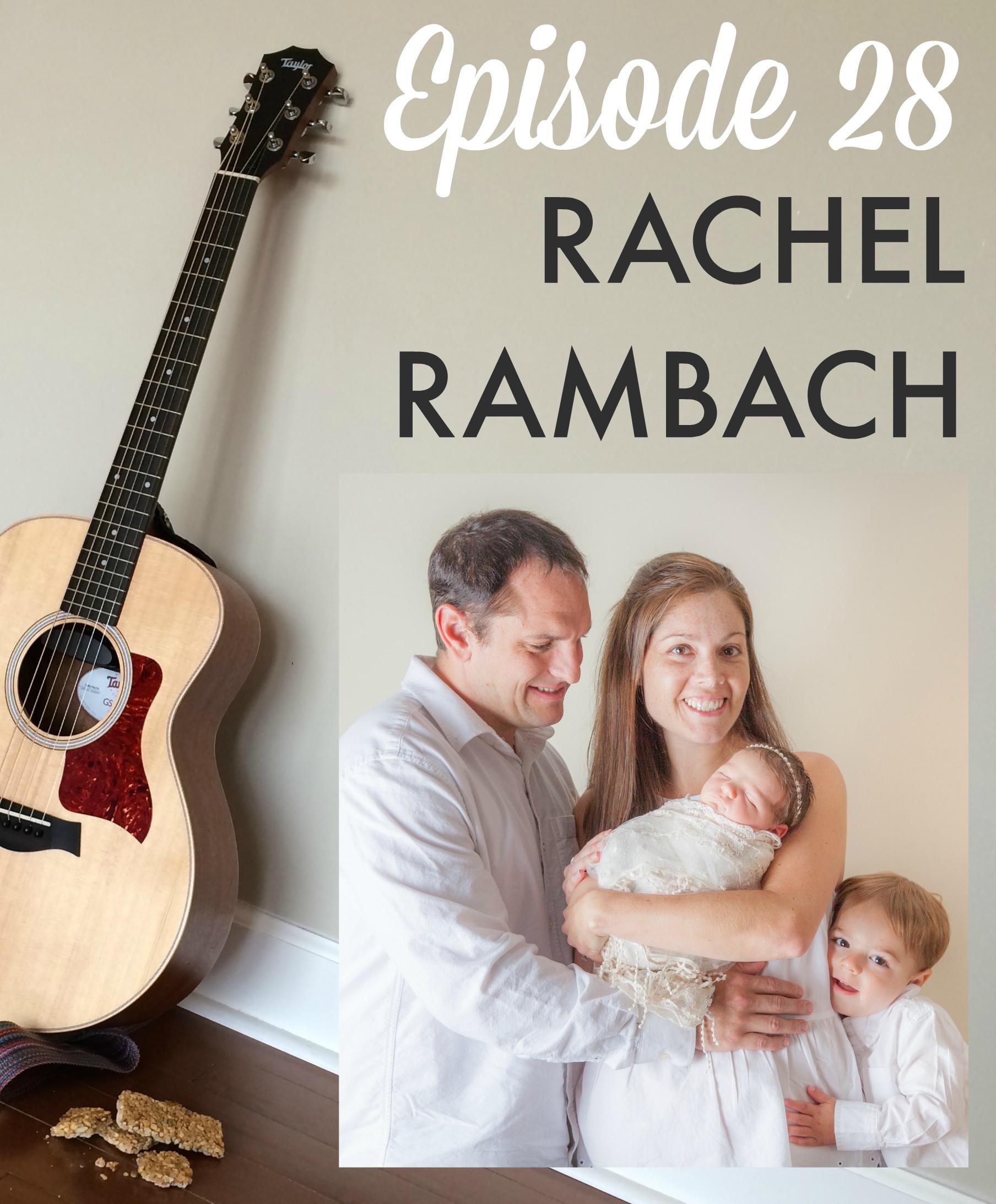 GGB Episode 28: Rachel Rambach