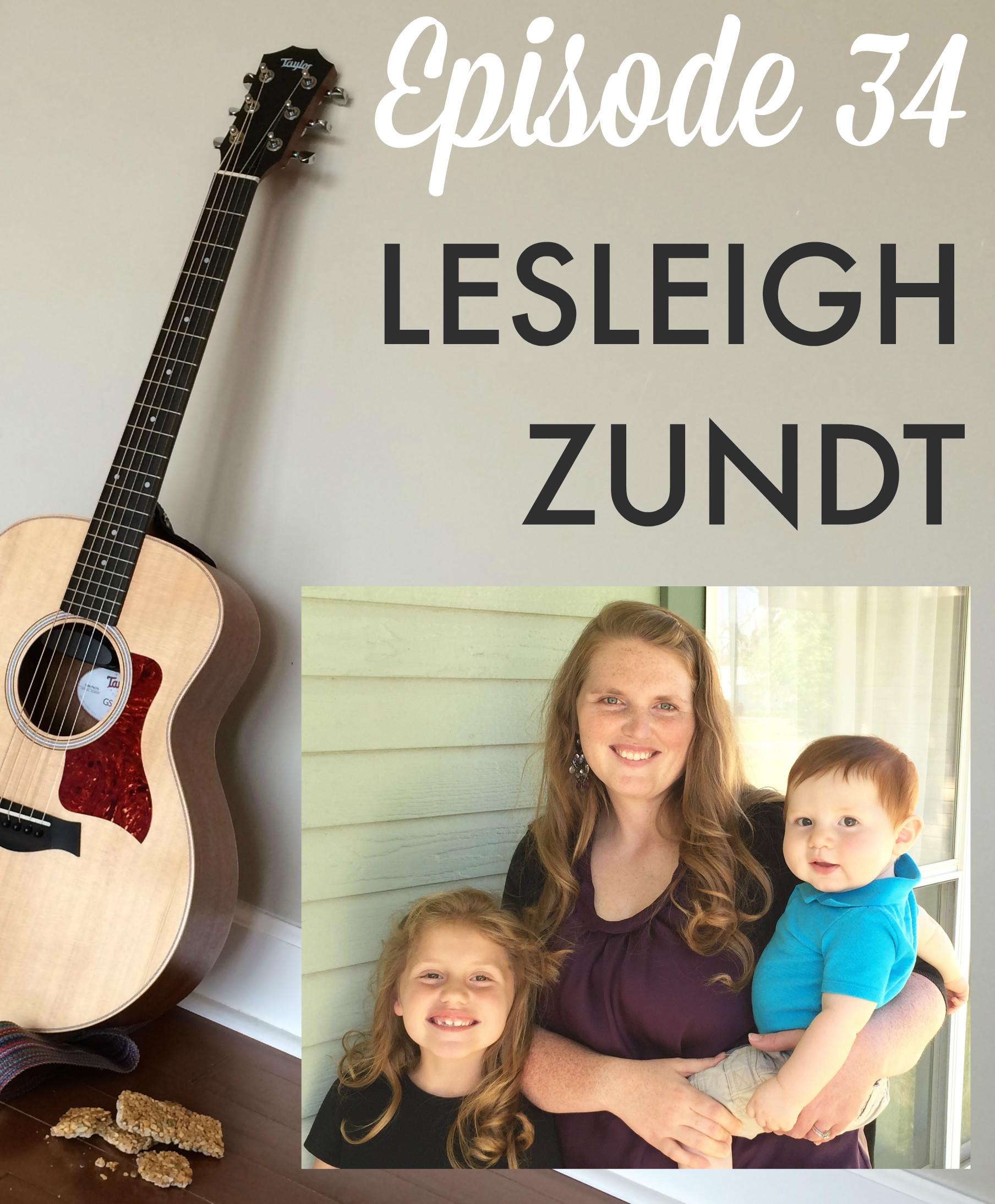 GGB Episode 34: Lesleigh Zundt