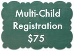 Multi-Child Registration
