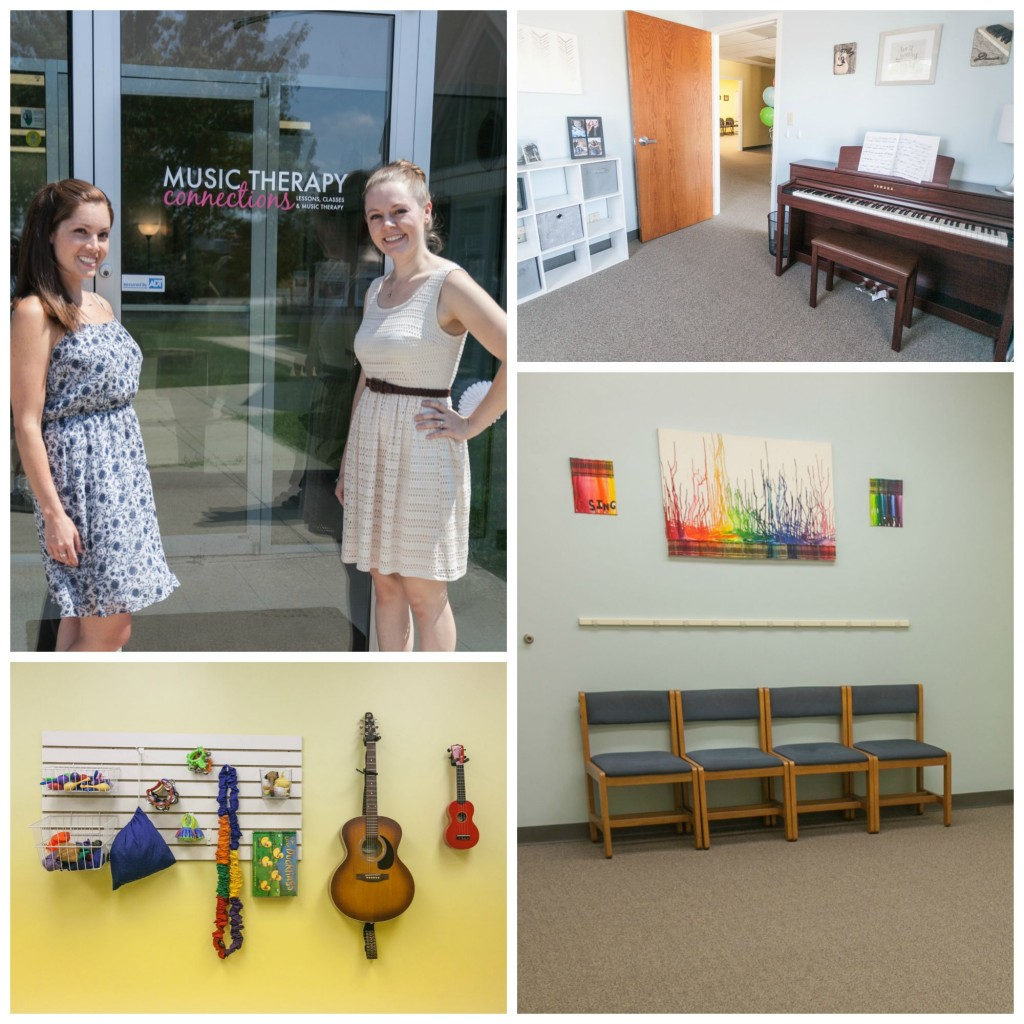 Before and After: {Music Therapy Connections} Lessons, Music Therapy & Classes in Springfield, IL